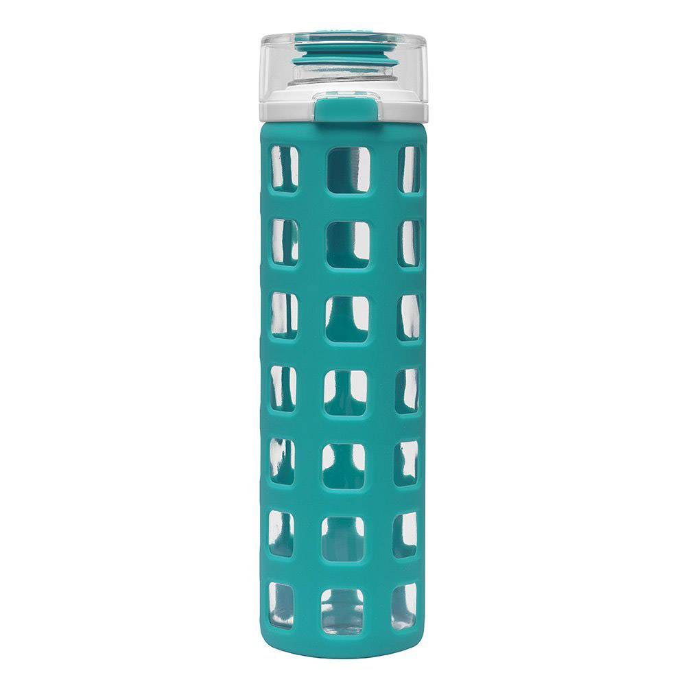 Glass Water Bottle - BPA Free