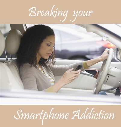 Breaking your Smartphone Addiction