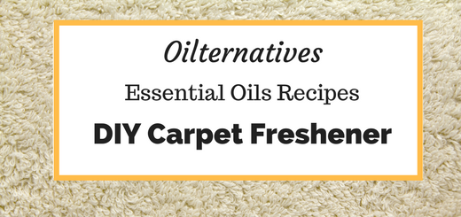 DIY Natural Carpet Freshener