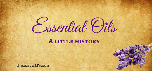 Essential Oils – New Fad or Ancient Wellness Practice?