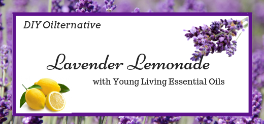 DIY Oilternative – Lavender Lemonade