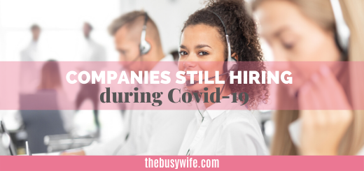 Unemployed?  These companies are hiring during COVID-19