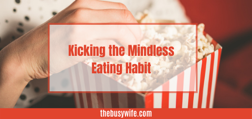 Mindful Eating for Busy Women